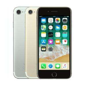 iphone 7 de 32 Gb - Colores oro, plata y negro