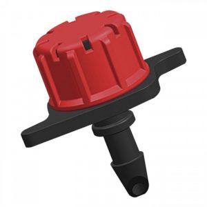 4 unidades Goteo para riego salida de agua regulable