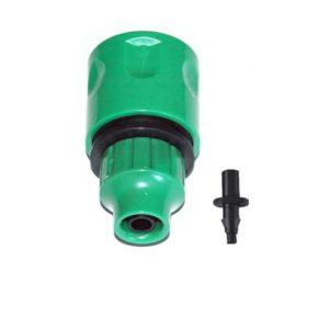 Acople rápido para Timer o derivador con reducción a 7 mm