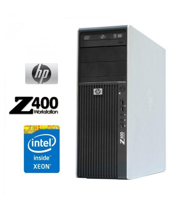 Servidor HP Z400 Intel Xeon W3550 8GB RAM 500 Gb HD