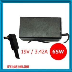 CARGADOR Notebook para ACER 19V 3.42A 65W 3.0*1.1