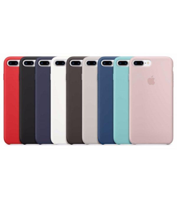 fundas de silicona para IPhone.