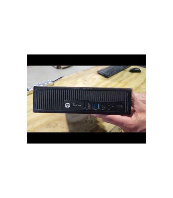 MINI PC Core EliteDesk 800 G1 - i5 - 8GB RAM - 500GB HDD